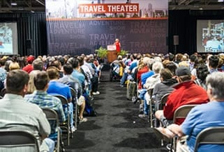 Travel Show Speakers