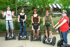 Segway - Travel Expos