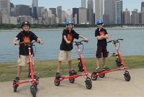Trikke - Travel Expos