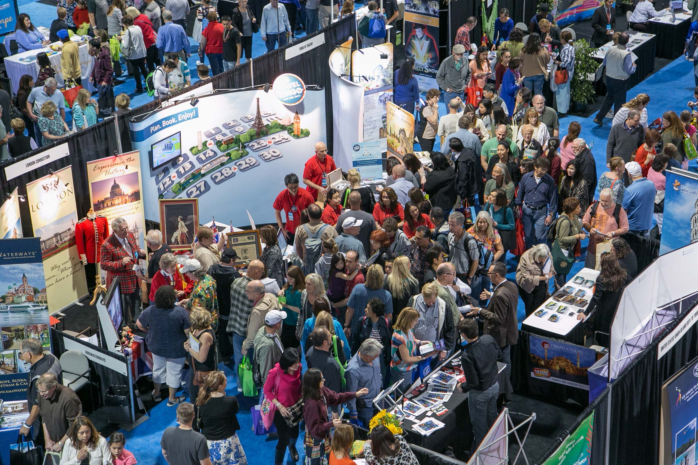 Travel Expos - Travel & Adventure Show