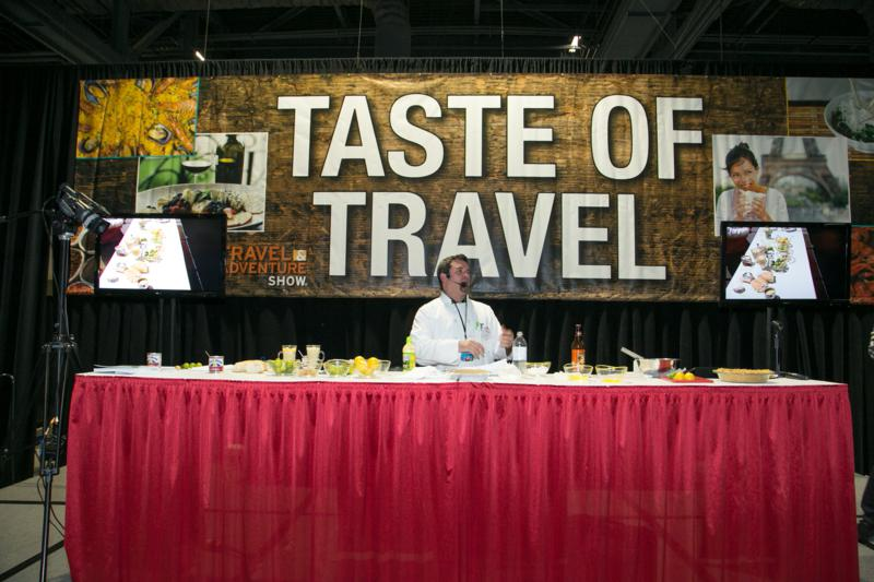 Taste of Travel Show - Travel Show & Expo