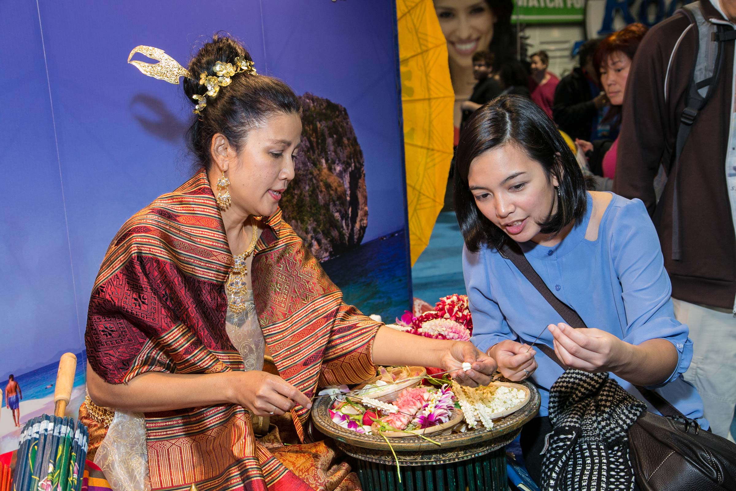 Asian Cultural Interaction - Travel Show & Expo