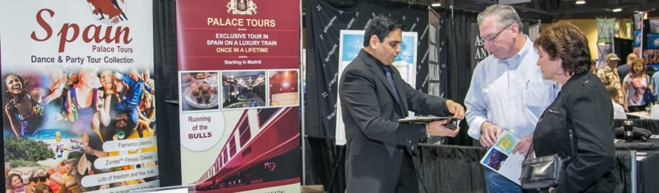 Travel Show Exhibitor Prospecting - Travel Shows