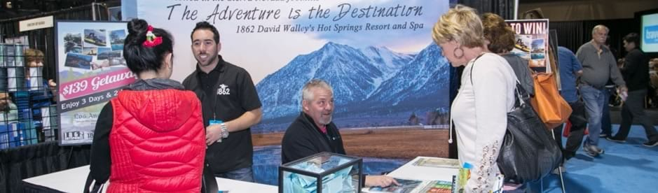 Travel Show Exhibitor Reports - Travel Shows