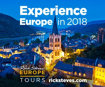Rick Steves – Rectangle Ad