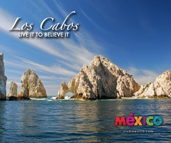 Visit Mexico – Rectangle Ad