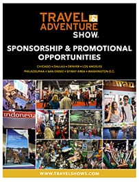 Travel Show Sponsorship Opportunities