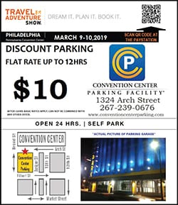 Philadelphia parking discount