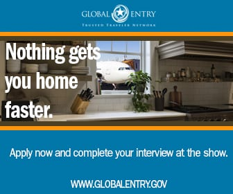 Global Entry – Middle Ad