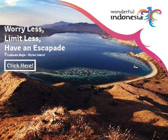 Ministry Tourism of Indonesia (LA) – Middle