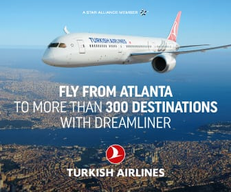 Turkish Airlines (ATL) Middle